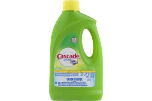 Cascade Clorox Dishwasher Detergent Lemon Scent