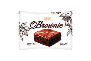 Пирожное бисквитное Brownie Zagora м/у 60г