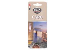 Ароматизатор K2 аромат новой машины стекл.бутылка