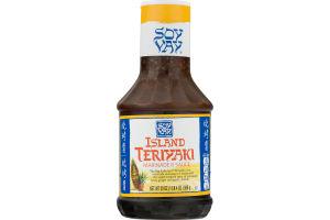 Soy Vay Marinade & Sauce, Island Teriyaki, 20 Ounces