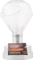 Лампа настольная светодиодная 10LED тепл свет Y*1