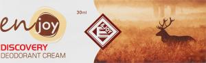 Enjoy крем-дезодорант для тіла Discovery 30мл туба