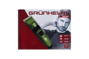 Машинка для стрижки аккумуляторная №GHC902 Grunhelm 1шт