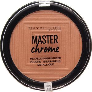 MAYBELLINE хайлайтер для обличчя 9 Мастер Хром металік 050