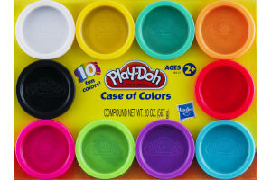 Play-Doh Case of Colors - 10 CT