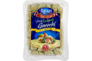 Rienzi Pasta Fresh Spinach Gnocchi with Potato