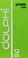 Презервативи анатомічні Power Dolphi 12шт
