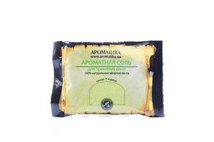 Соль для ванн сантал-корица Ароматика 100г