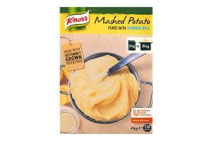 Суміш суха Пюре картопляне з молоком Knorr к/у 4кг