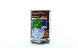 Сливки кокосовые Savoy ж/б 400мл