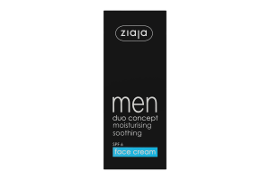 Крем для лица увлажняющий Men Ziaja 50мл