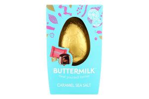 Яйцо Buttermilk соленая карамель-шоколадный ганаш