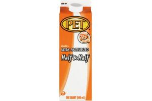 PET Ultra-Pasteurized Half & Half