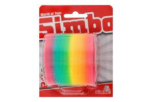 Іграшка для дітей від 3-х років Пружинка World of toys Simba 1шт