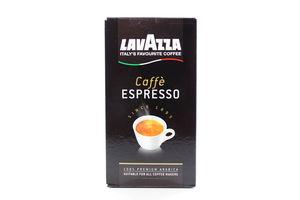 Кофе Lavazza Espresso молотый 100% арабика пак 250г