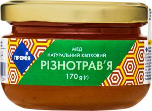 Мед Премія натуральный цветочный разнотравья