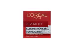 Крем для лица дневной Лифтинг-Уход Revitalift L'oreal 50мл