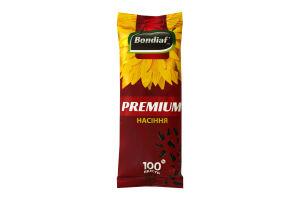 Насіння соняшника смажене Premium Bondiaf м/у 80г