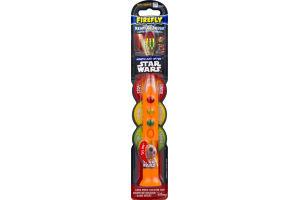 Firefly Ready Go Brush Star Wars Toothbrush Soft