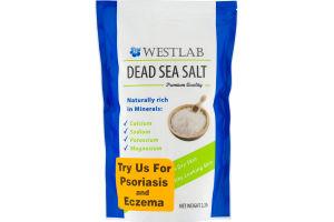 Westlab Dead Sea Salt Premium Quality