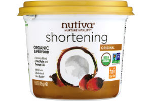 Nutiva Shortening Original