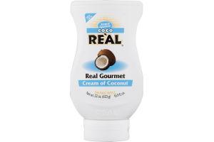 Coco Re'al Real Gourmet Cream of Coconut