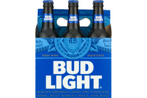 Bud Light - 6 PK