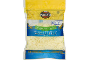 Polly-O Finely Shredded Whole Milk Low-Moisture Mozzarella