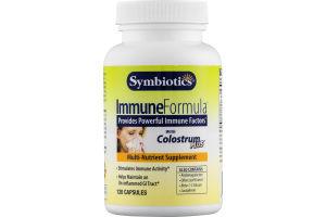 Symbiotics Immune Formula Multi-Nutrient Supplement - 120 CT