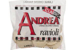 Andrea Ravioli Large Round Cheese