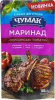 Маринад з базиліком і травами Херсонські томати Чумак д/п 180г