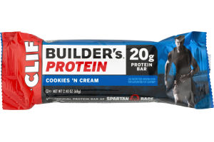 Clif Builder's Protein Bar Cookies & Cream