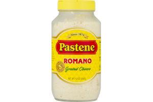 Pastene Grated Cheese Romano