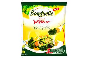 Смесь овощная замороженная Spring mix Bonduelle м/у 400г