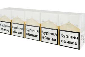 Сигарети з фільтром Gold Marlboro 20шт