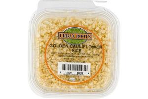 Urban Roots Golden Cauliflower Rice