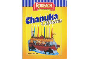 Rokeach Chanuka Candles - 44 CT