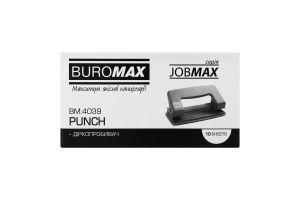 Дырокол №BM4039 Jobmax Buromax 1шт