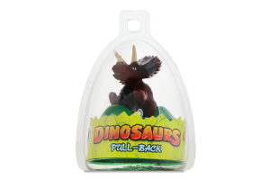 Игрушка Динозавр инерц мотор в яйце в ассорт D`*1