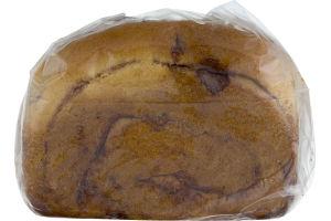 Grandpa's Oven Bread Cinnamon Swirl