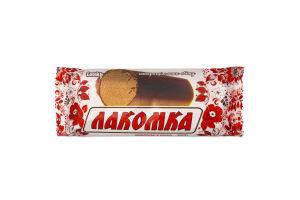 Морозиво Лакомка з какао 100г Ласка