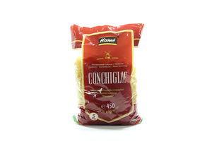 Изделия макаронные Conchiglie Hame в/г 450г