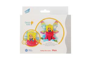 Набор для лепки Genio Kids Фея TA1073