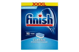Средство для посудомоечных машин в таблетках Classic Finish 90шт