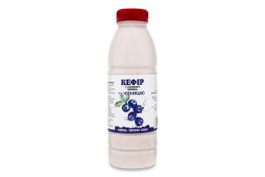 Кефир из козьего молока с черникой Золота Коза п/бут 500г