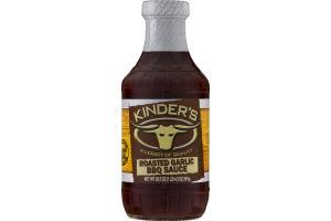 Kinder's Roasted Garlic BBQ Sauce