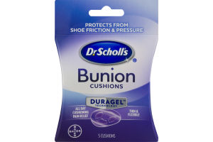 Dr. Scholl's Bunion Cushions - 5 CT