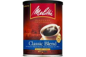 Melitta Medium Roast Coffee Classic Blend