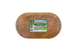 Хлеб подовый нарезной Белый Хліб Токмака м/у 600г