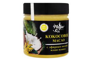 Олія кокосова з ефірною олією іланг-ілангу Mayur 140мл
